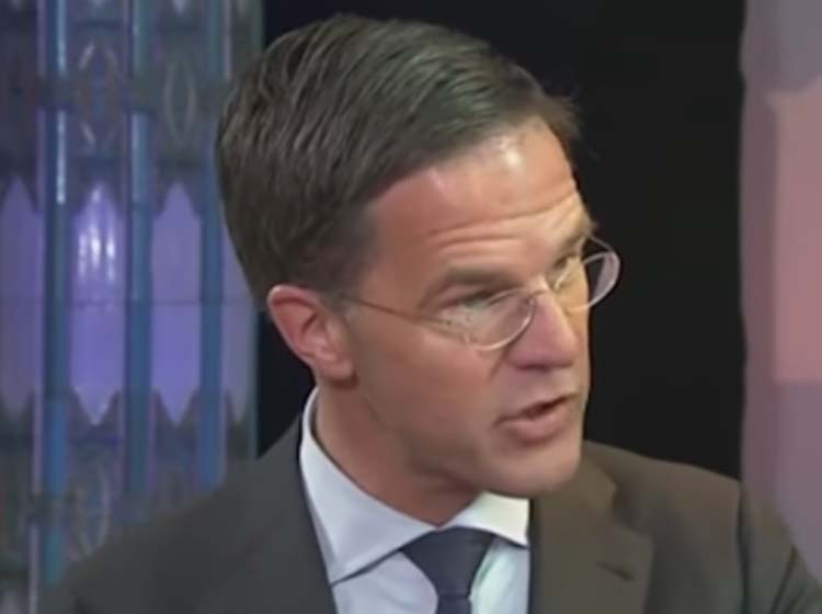 Dutch PM Mark Rutte: Election Against Wilders Is The