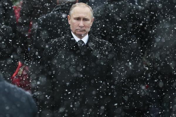 Why the U.S. Establishment Loathes Putin