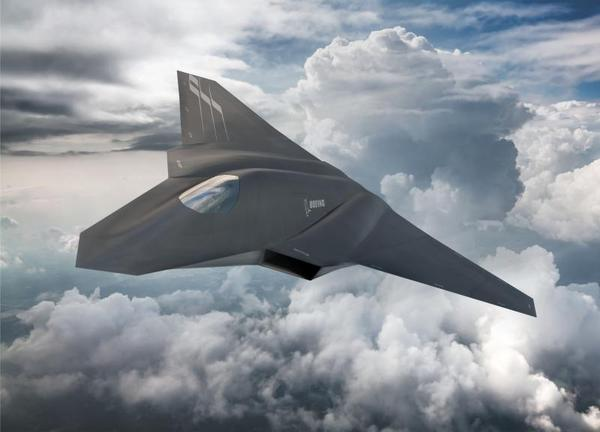 What to Expect from Sixth-Gen Aircraft