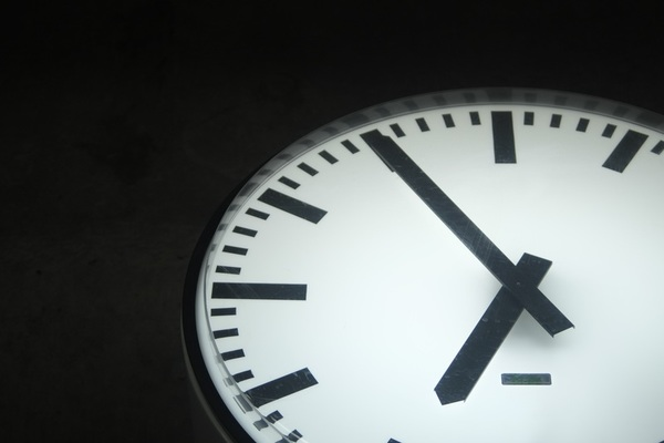 Is It Time to Get Rid of Time?