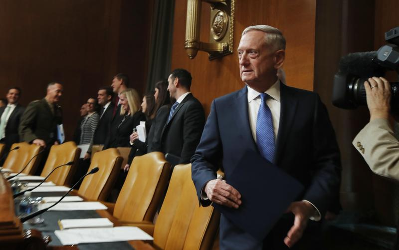 Hill Republicans Growing Frustrated With Mattis ...