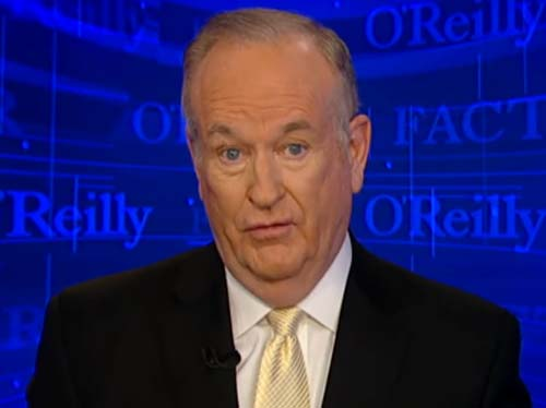 OReilly: We Finally Have A President Who Vows To Stop