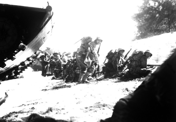 Multi-Domain Lessons from the Pacific Campaign of WWII