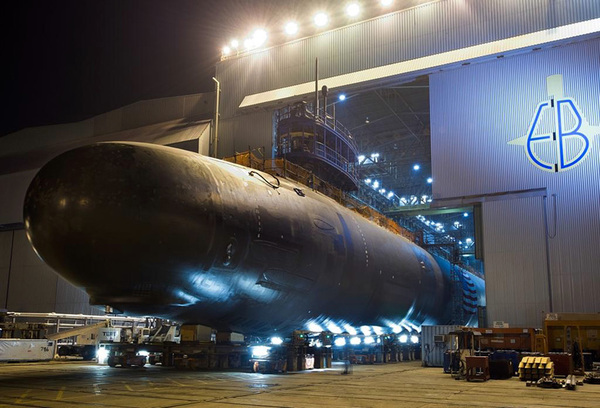 New Virginia-Class Submarines to Hold More Missiles