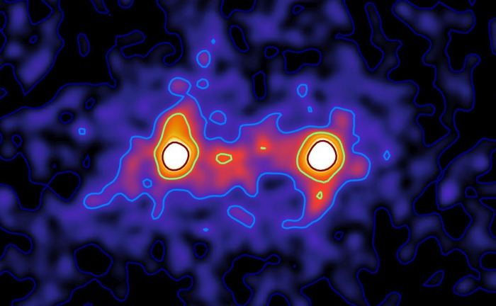 'Dark Fluid' With Negative Mass Could Dominate the Universe