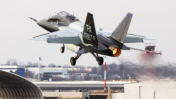 Boeing's T-7 Trainer Becoming a Breakthrough Success for the Air Force