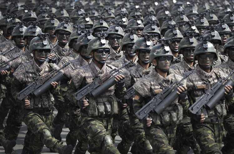 How North Korea Would Start a War