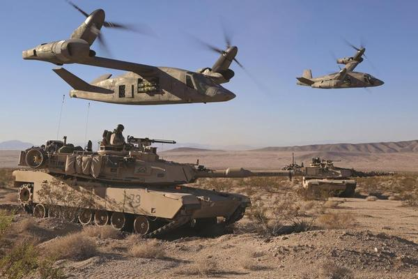 Army Wants New Aerial Scouts for Major War (Hello, Russia!)