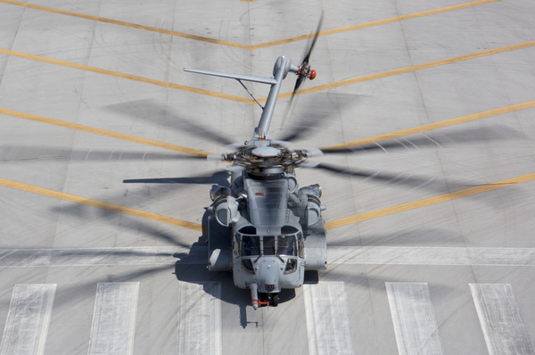Sikorsky Receives $1.3B For 12 CH-53Ks