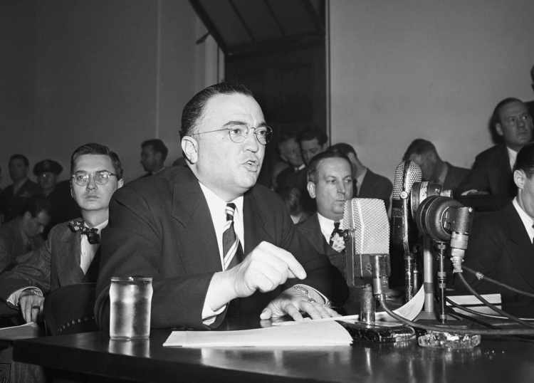 john edgar hoover the legacy essay John edgar hoover was born on january 1, 1895, in washington, dc after graduating high school,  j edgar hoover's death and legacy  early on the morning of may 2, 1972, hoover died in his.