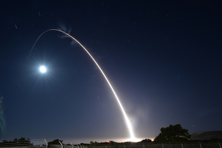 Air Force Begins Final Search for Next ICBM Builder