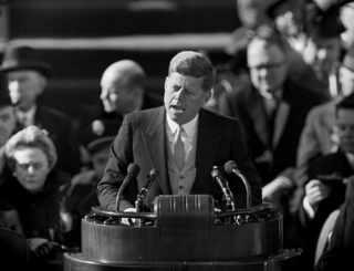 Reading John F. Kennedy's Inaugural Address