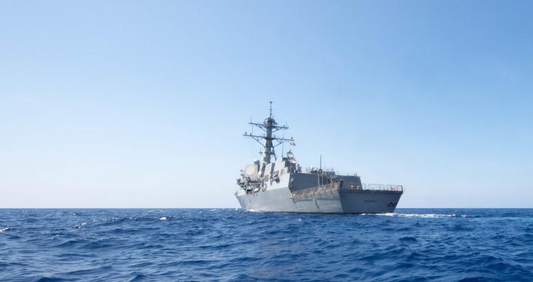 PLA Officer.: China Should Ram U.S. Ships, Take Taiwan