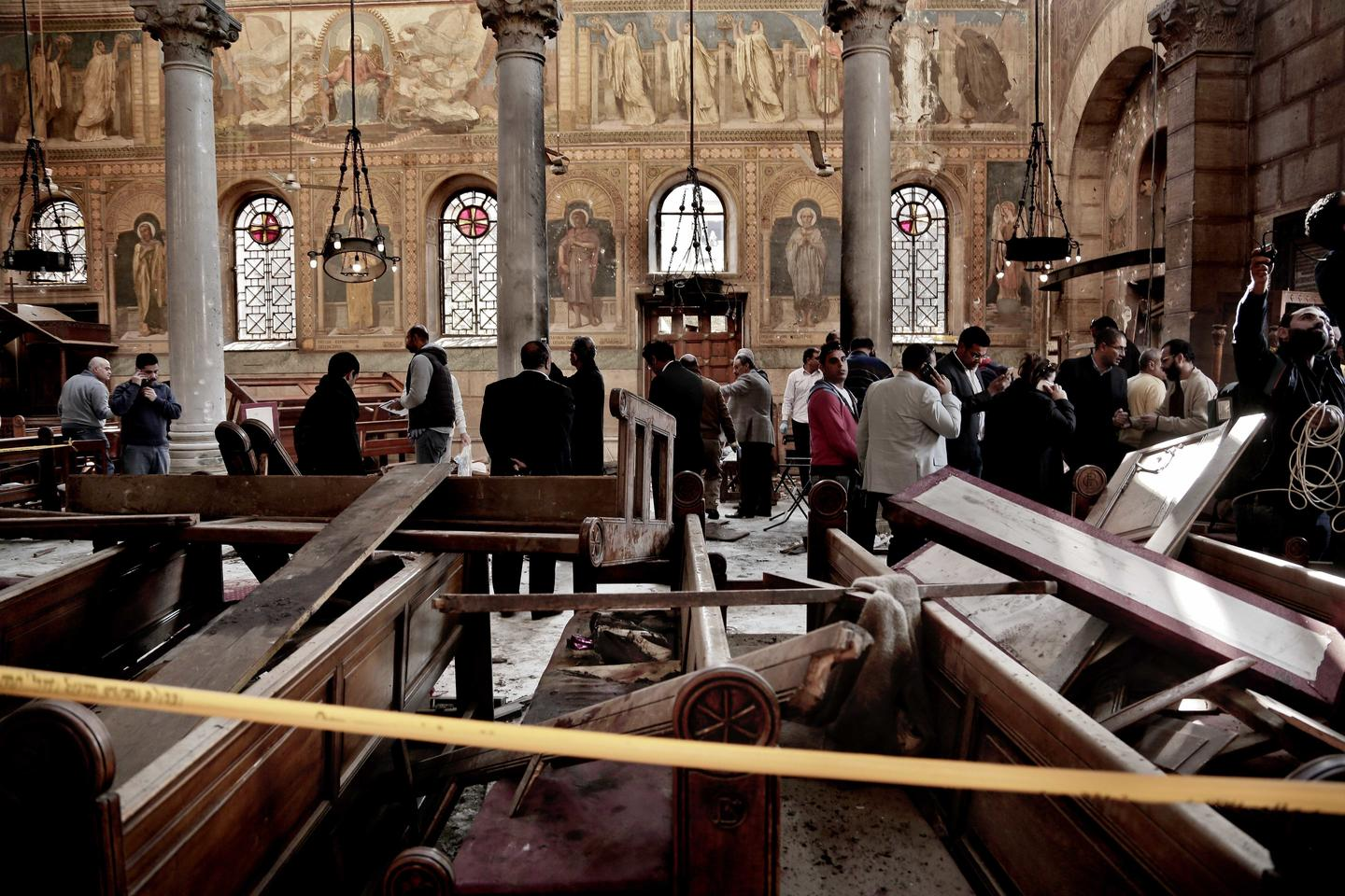 ISIS Wins When Christians Leave the Middle East
