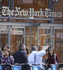 Is NYT vs. Wash Post the Last Great Newspaper War?