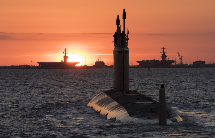 Navy Upgrades Attack Subs With Tactical Control System