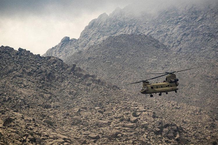 Two Senior Taliban Leaders Killed by Afghan, U.S. Fighters