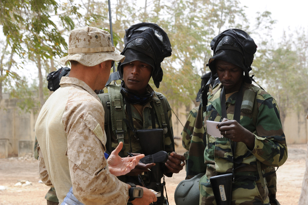 U.S. Military's 36 Code-Named Operations in Africa