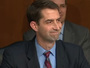 Tom Cotton Playing Health-Care Cards Close to Vest