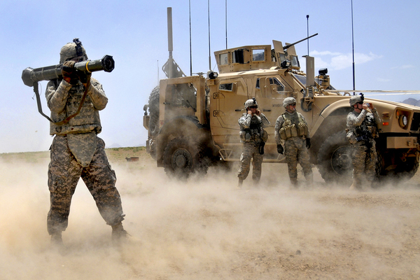 The Myth of American Military Dominance