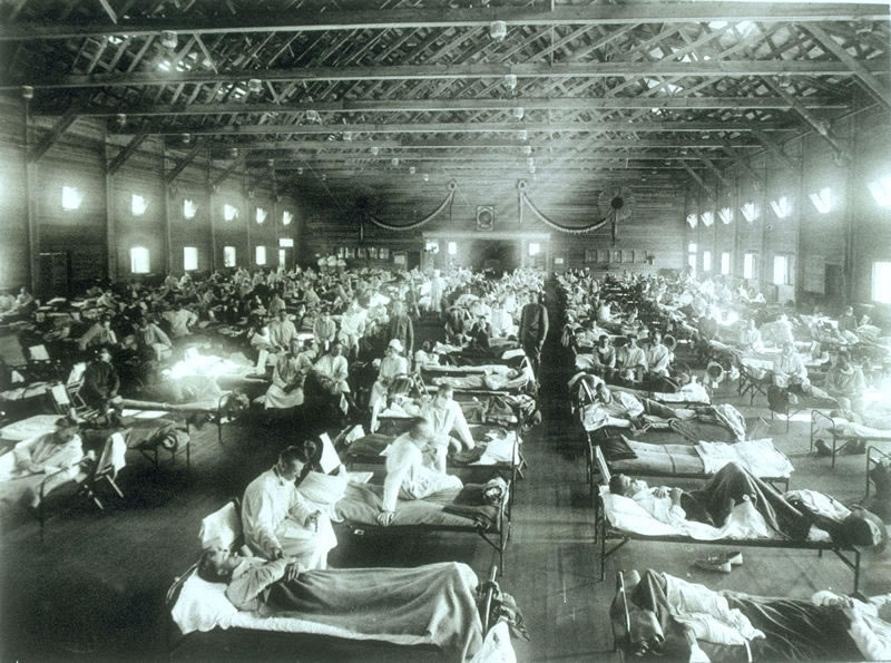 Why COVID-19 May Not Have a Big Second Wave Like the 1918 Flu