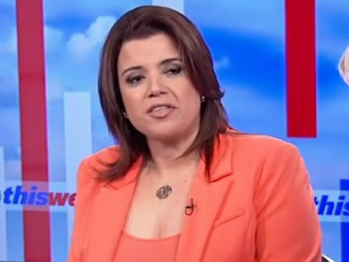 "Bush Staffer Ana Navarro: ""McCain Kids"" or ""Romney Kids"" Would Never Do What Donald Trump Jr. Did; ""Shows Lack Of Moral Compass"""