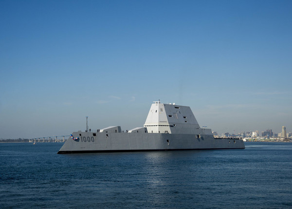 Navy Prefers Fielding New Weapons Over New Hull Designs