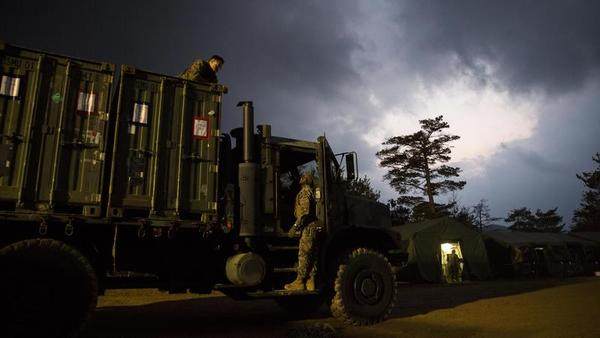 Pentagon: Military Logistics System Not Ready for War
