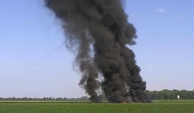 Marine Corps Aviation Disaster: U.S. Military Aircraft Safety?
