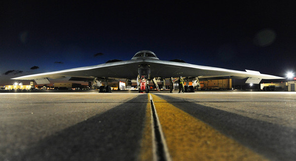 Stealth Bombers and the Indo-Pacific