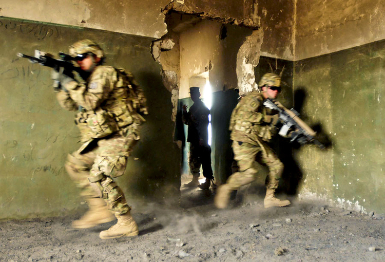 Fixing The Way The Army Trains For Urban Warfare Realcleardefense