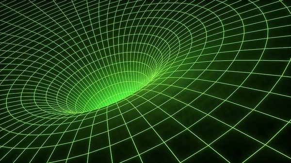 There Might Be 'Cracks' in Spacetime