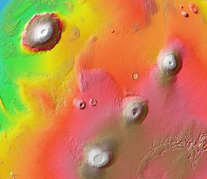 Life Could Exist on Mars Today, Close to the Surface