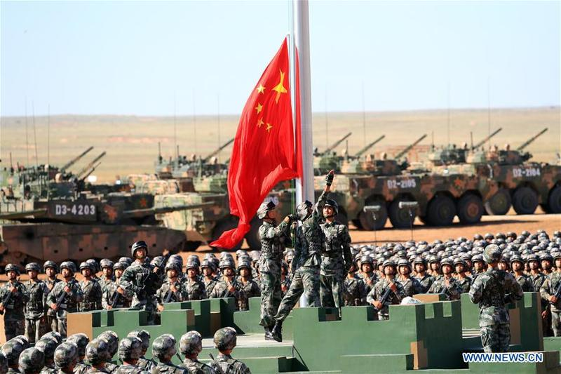 China Will Have Military Bases in Central Asia Within Five Years