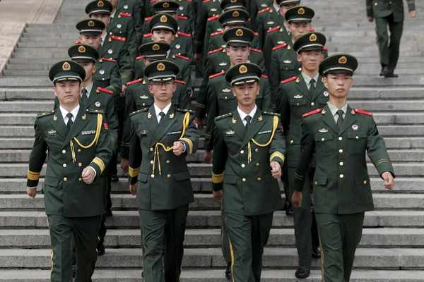How China Thinks About Information Warfare