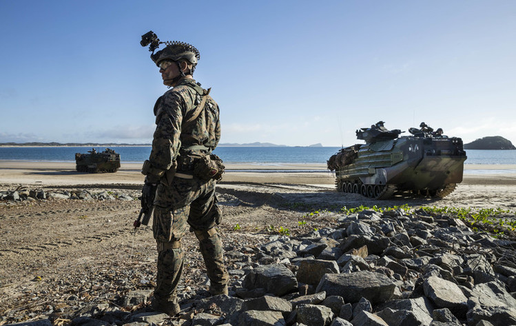 Marine Corps Recipes for Expeditionary Operations