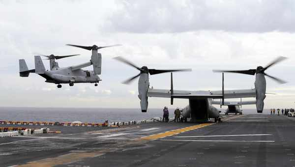 Aviation As the Key to Navy-Marine Integration