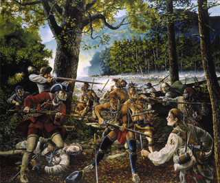 The French and Indian War for Kids