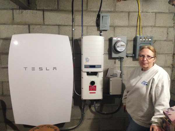 Cheaper Battery Unveiled as a Step to a Carbon-Free Grid
