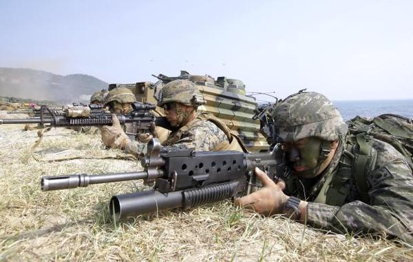 U.S.-South Korean Military Exercise to Proceed