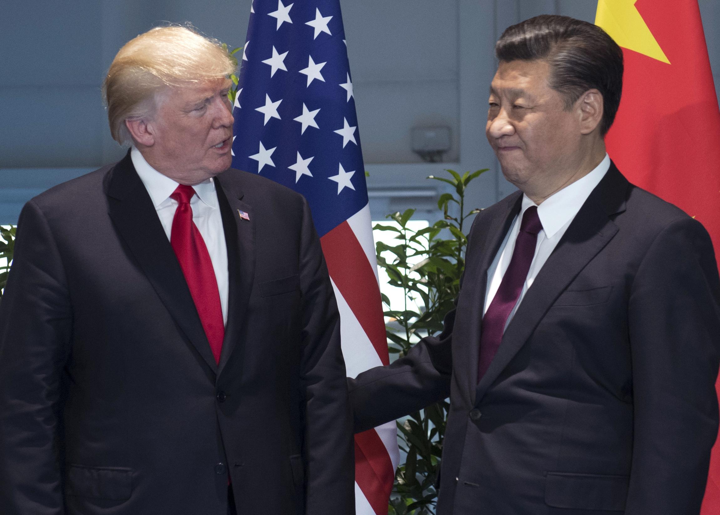 As Trump Advances on Asia, China Reverses on South Korea