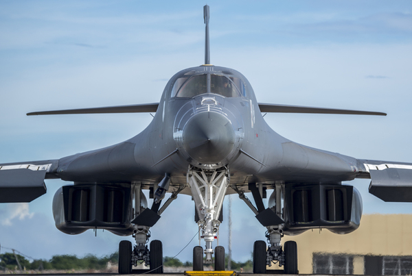 Senator: About 10 Percent of B-1s Are Fully Combat-Ready