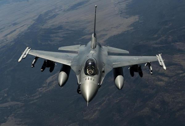 When Malware Hits an F-16, Call These USAF Cyber Teams