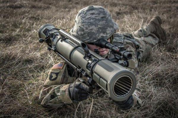 U.S. Army to Acquire Carl-Gustaf M4