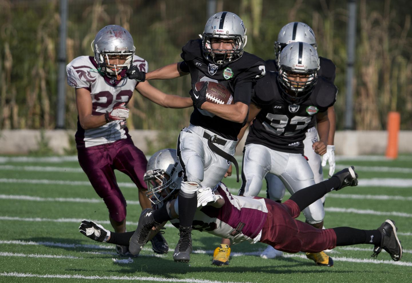 concussions and football 2 essay The study, which was an analysis of peer-reviewed studies on head trauma in a variety of high school sports, estimated that high school football players suffered 112 concussions for every 10,000.