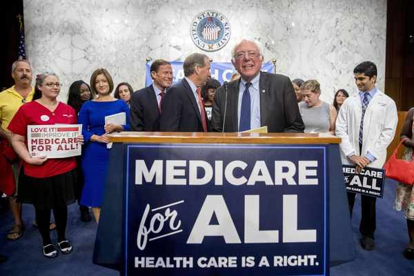 Hasil gambar untuk Congressional Democrats Want to Take Away Your Doctor, Outlaw Your Private Insurance, and Put Bureaucrats In Charge of Your Healthcare