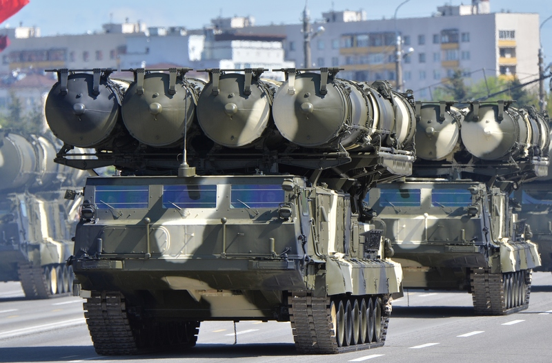 Moscow's S-300 Double Bluff in Syria