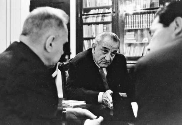 Lyndon Johnson's Great Society Education Programs Failed