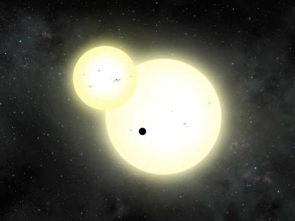 Binary Star System Not Actually About to Explode