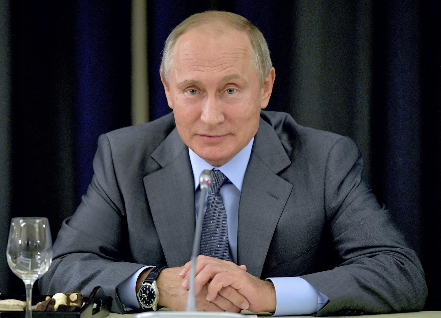 Vladimir Putin Has a Point About Electric Cars ...